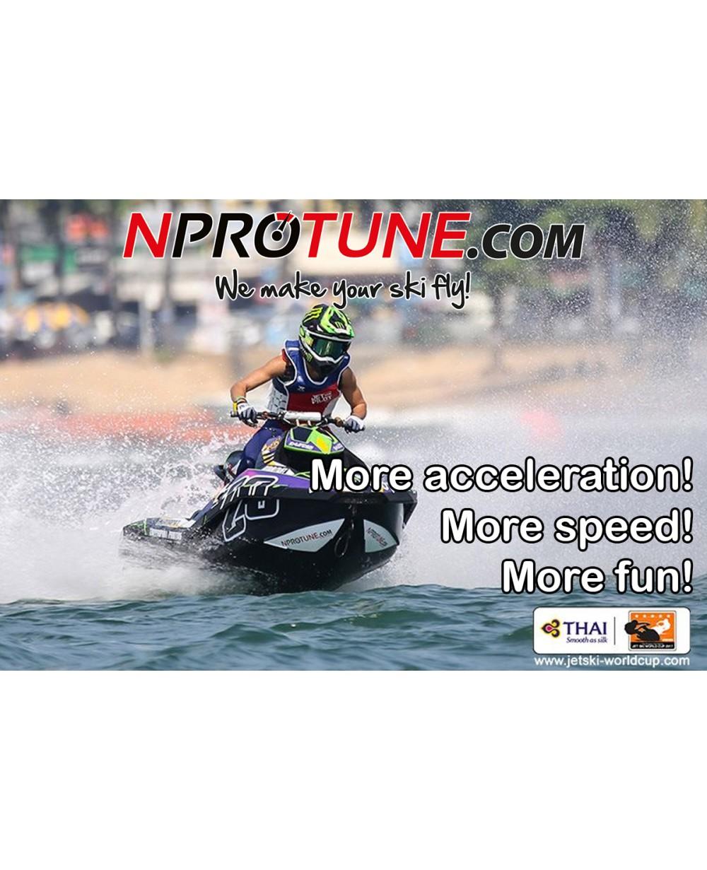 NProtune Sea-Doo E85 Superspecial Spark all models - RACE E85