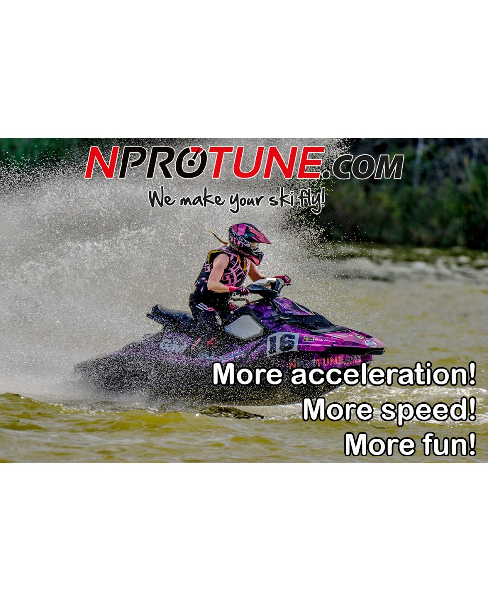 NProtune Sea-Doo Spark 2014-2016 all models - Stage 1