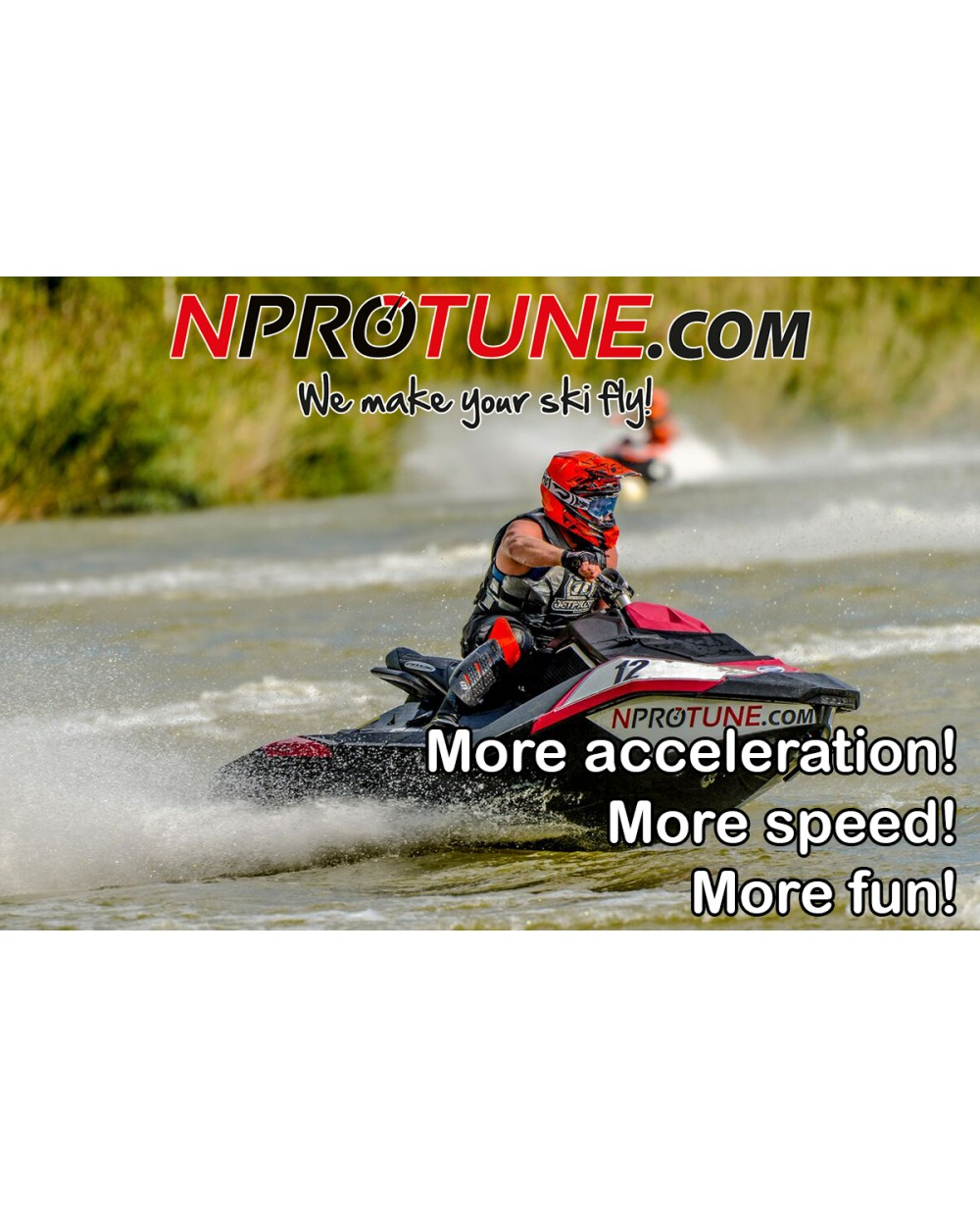 NProtune Sea-Doo Spark 2017 all models - Stage 1