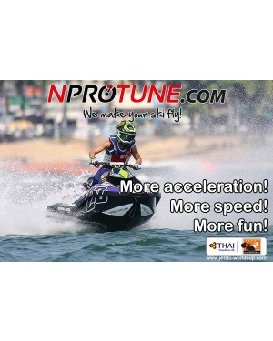 NProtune Sea-Doo E85 Superspecial Spark all models  - RACE E85