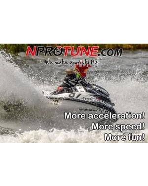 NProtune Sea-Doo RXP/RXT/GTX 300HP - Stage 3 RACE