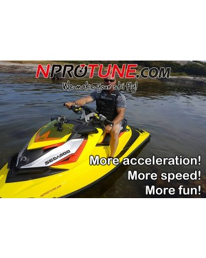 NProtune Sea-Doo RXP/RXT 260HP - Stage 1