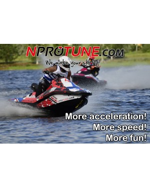 NProtune Sea-Doo E85 Spark all models  - RACE